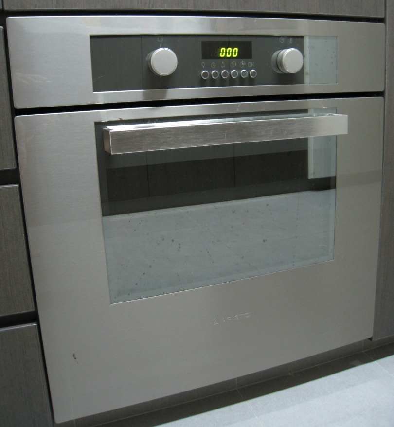 Electric oven ariston electric oven manual for Manuale ariston
